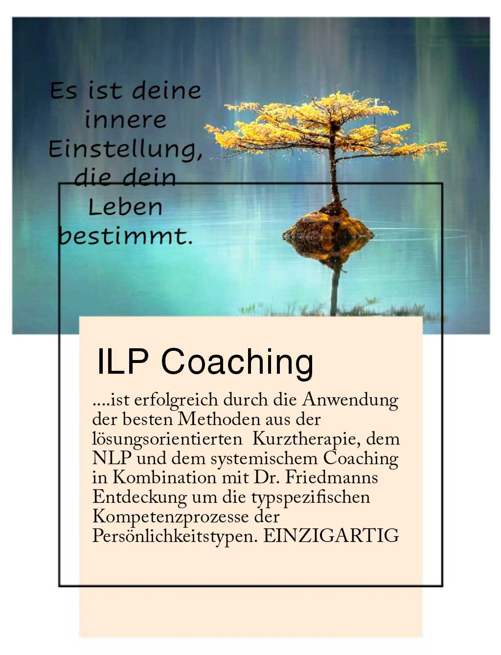 ILP Coaching